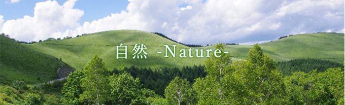 自然 -Nature-